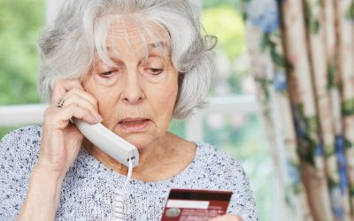3 Warning Signs of a Financial Scam